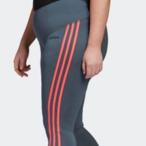 NWT - ADIDAS Women's Training Fitted Tights  Sz 1X